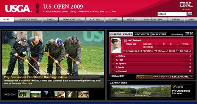 09 US Open